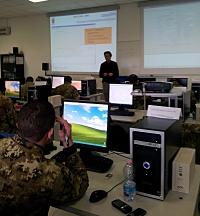 Staniscia Alessandro insegna alla Scuola delle Trasmissioni e Informatica (S.C.U.T.I.)