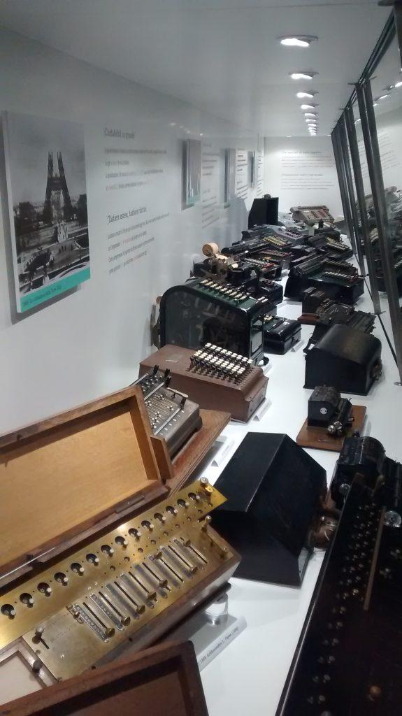 Historical mechanical calculators