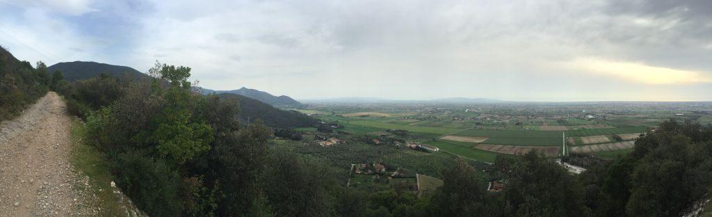 Vista di Agnano